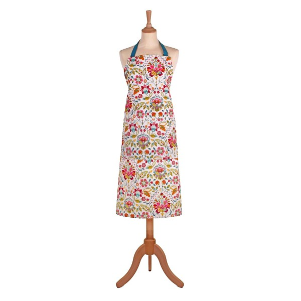 Apron Bountiful Floral <span style='padding-left:.5em;float:center;color:red;'>*NEW*</span>
