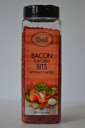 Bacon Bits (Imitation) - 12 oz