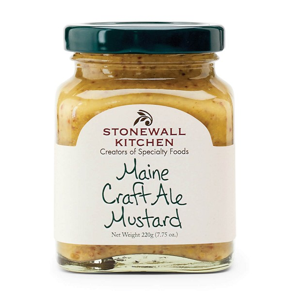 Maine Craft Ale Mustard - 7.75 oz