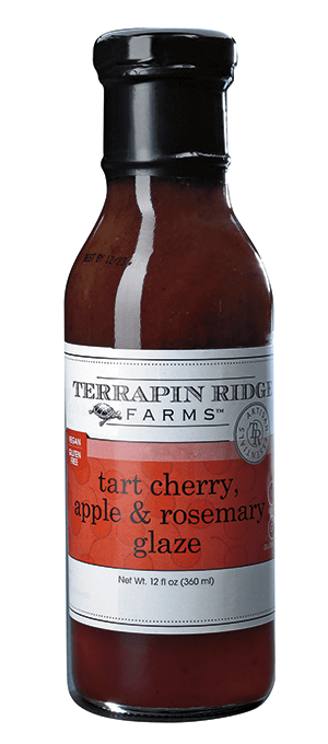 Tart Cherry Apple Rosemary Glaze - 12 oz