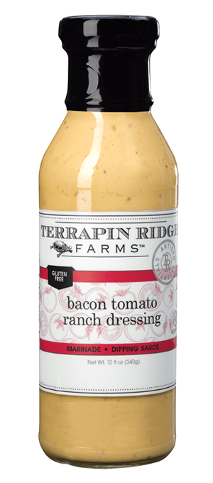 Bacon Tomato Ranch Dressing - 12 oz <span style='padding-left:.5em;float:center;color:red;'>*NEW*</span>