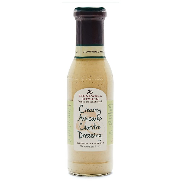 Avocado Cilantro Dressing - 11 oz <span style='padding-left:.5em;float:center;color:red;'>*NEW*</span>